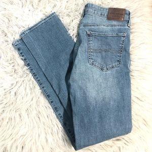 Lucky brand sweet straight regular jeans